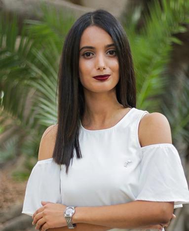 Yasmin Mbarki